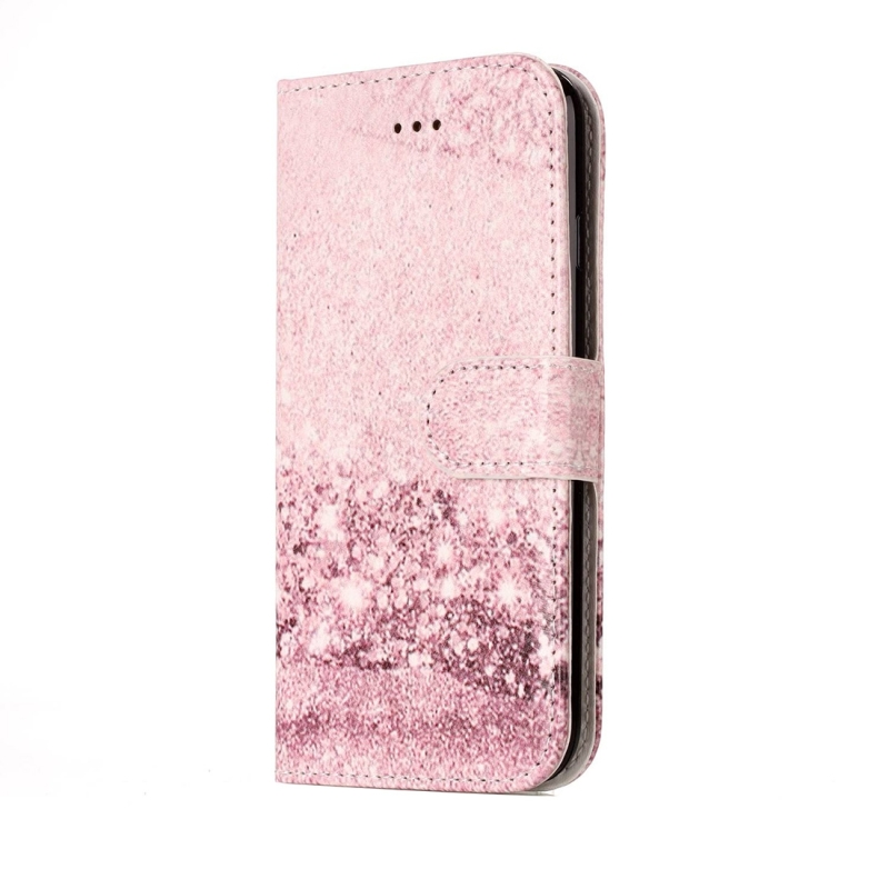 iphone 7 rose gold hoesje flip case