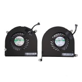 1 Pair Replacement for Macbook Pro 17 inch A1297 (2009 – 2011) Cooling Fans (Left + Right)