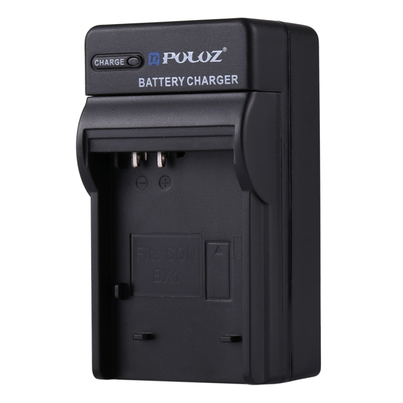 Puluz Eu Plug Battery Charger With Cable For Canon Nb 6l