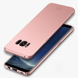 MOFI For Samsung Galaxy S8 + / G955 Frosted PC Ultra-thin Edge Fully Wrapped Up Protective Case Back Cover (Rose Gold)