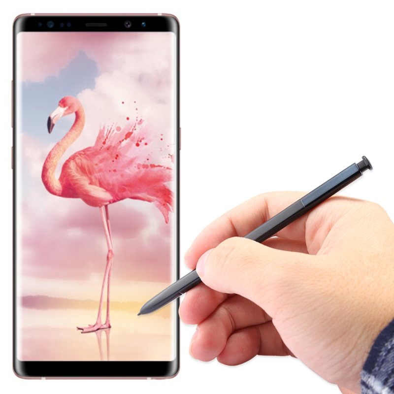 For Samsung Galaxy Note 8 / N9500 Touch Stylus S Pen (Black)