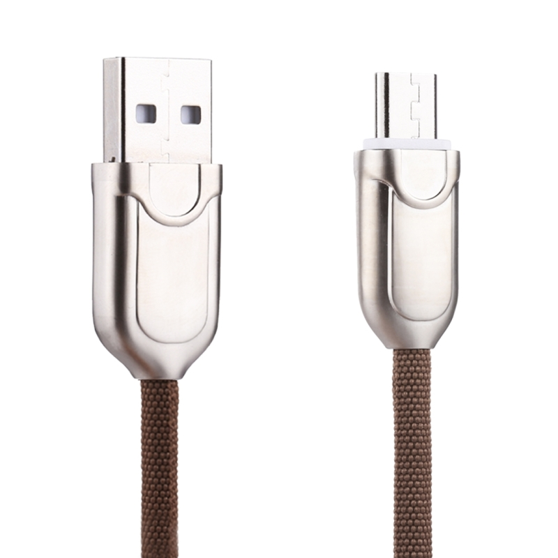 1m 2a micro usb to usb 2 0 data sync quick charger cable