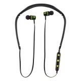 Flex2 Sport Wireless Bluetooth V4.2 Neck Halter Style In-ear Earphone, Support Hands-free Calls, Bluetooth Distance: 10m, For iPhone, Samsung, HTC, Huawei, Xiaomi and Other Smart Phones