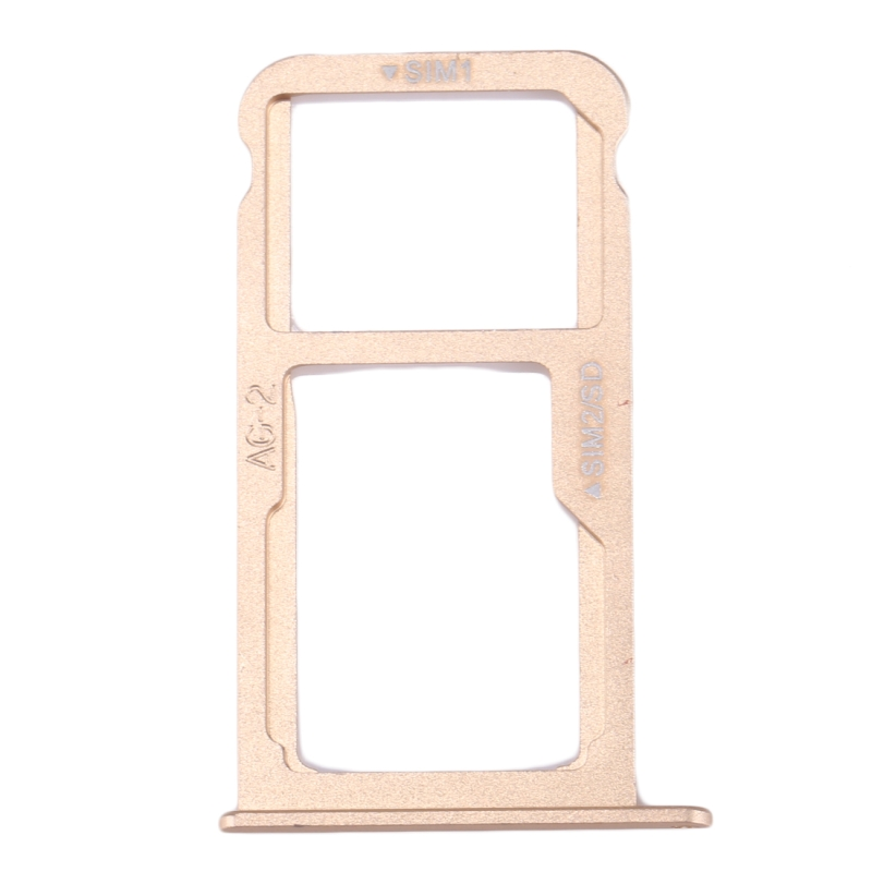 Huawei P10 Sim Karte.Replacement Huawei P10 Sim Card Tray Sim Micro Sd Card Tray Gold