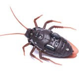 Tricky Funny Toy Infrared Remote Control Scary Creepy Cockroach, 7.5*14cm