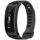Original Huawei Bracelet B3 Youth Edition GRU-B09 0.91 inch OLED Non-touch Screen Bluetooth 4.2 Smart Bracelet, IP57 Waterproof, Support Bluetooth Call & Sedentary Reminder & Sleep monitoring & Calorie Statistics, Compatible with Android 4.4 or Above and iOS 8.0 or Above Phones (Black)