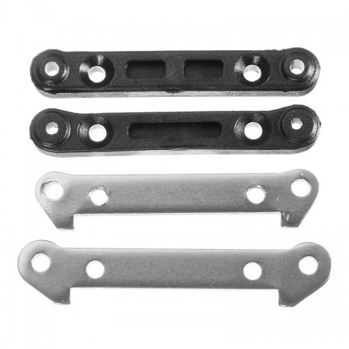 ZD Racing Parts 1:10 10421-S 10427-S Front/Rear Arm Fixed Block Parts Group No.7181 Original