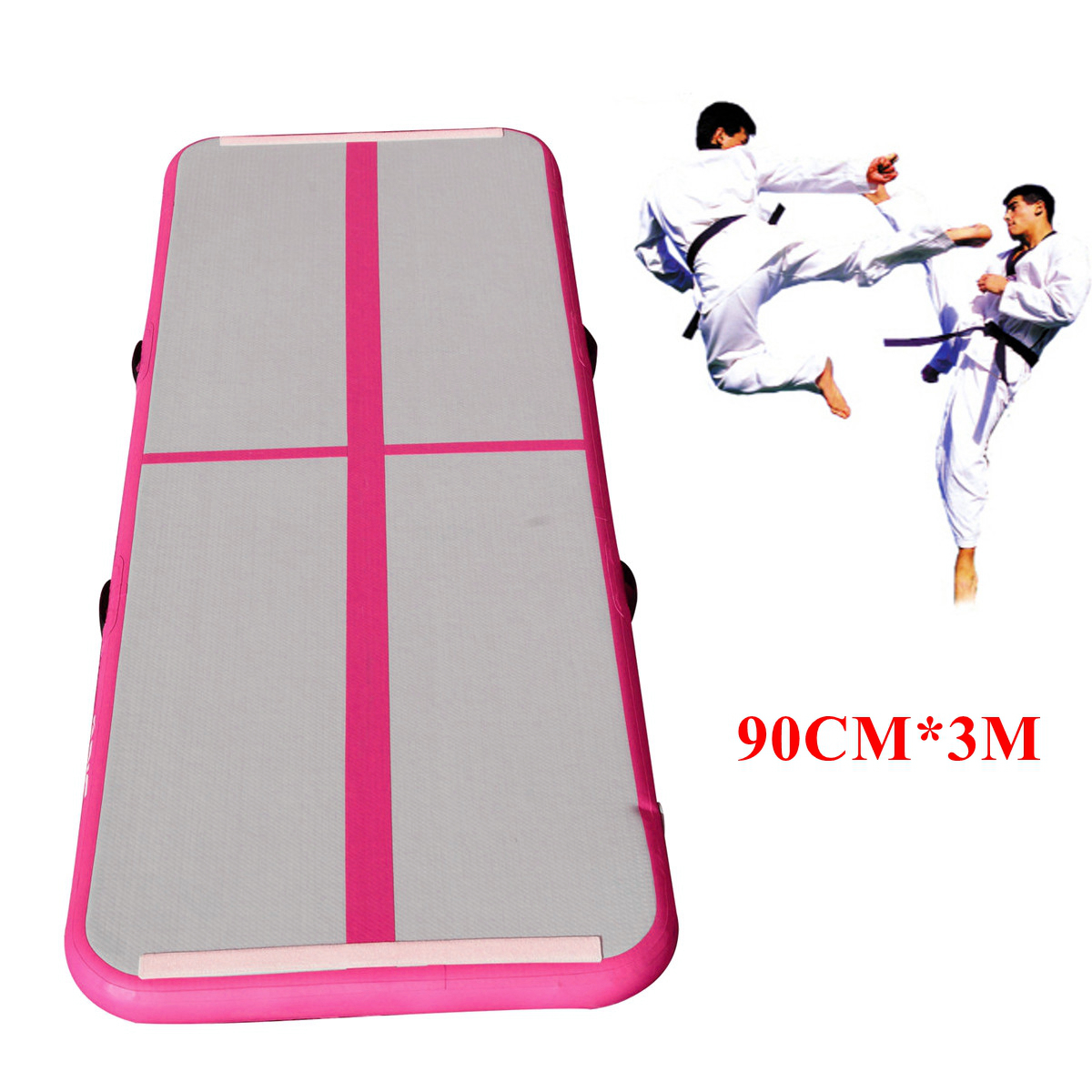 Ipree 174 Gym Air Track Floor Pad Home Gymnastics Tumbling