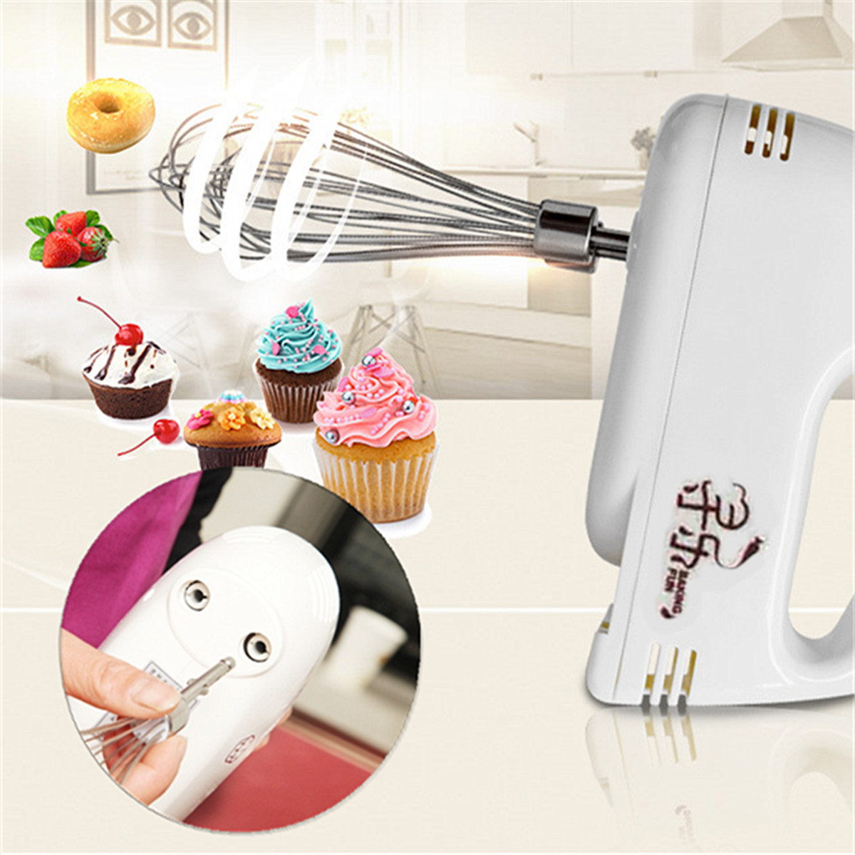 Can You Use Egg Beaters In Cake Mix