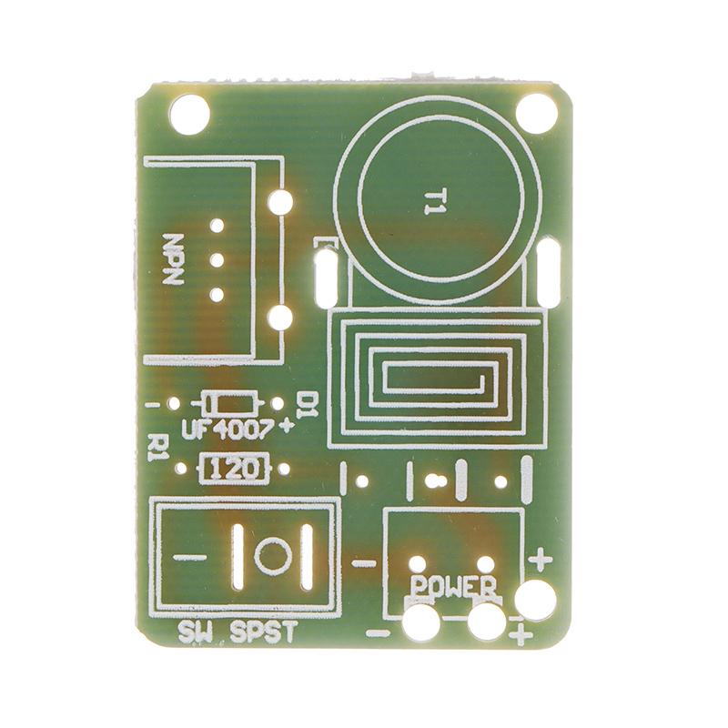 3pcs inverter boost high voltage generator 15kv high frequency transformer arc  ignition igniter coil module