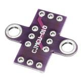 3Pcs CJMCU-010 With Lock Button Self-locking Switch Double Row Switch
