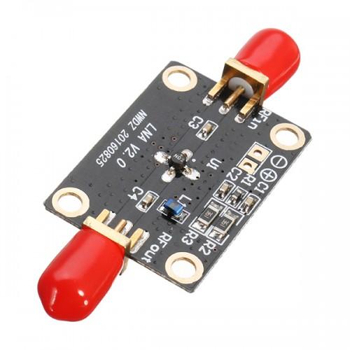10K-2G 0.1-2000M LNA Broadband RF Amplifier Gain 32dB@0.5G Signal Receiver FM HF VHF / UHF Ham Radio