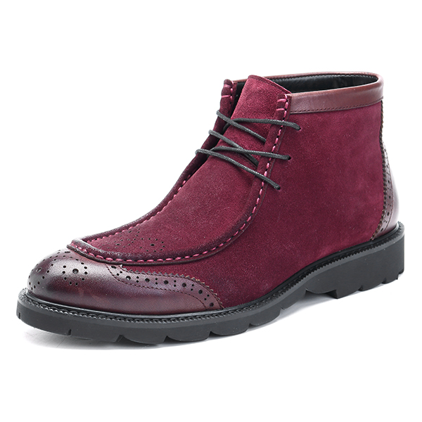 49e24a55b201 Men Casual Business Suede Genuine Leather Brogue Style Lace Up Boots ·  cf5f6370-83df-4b49-a478-1c6465200a3b.jpg ...