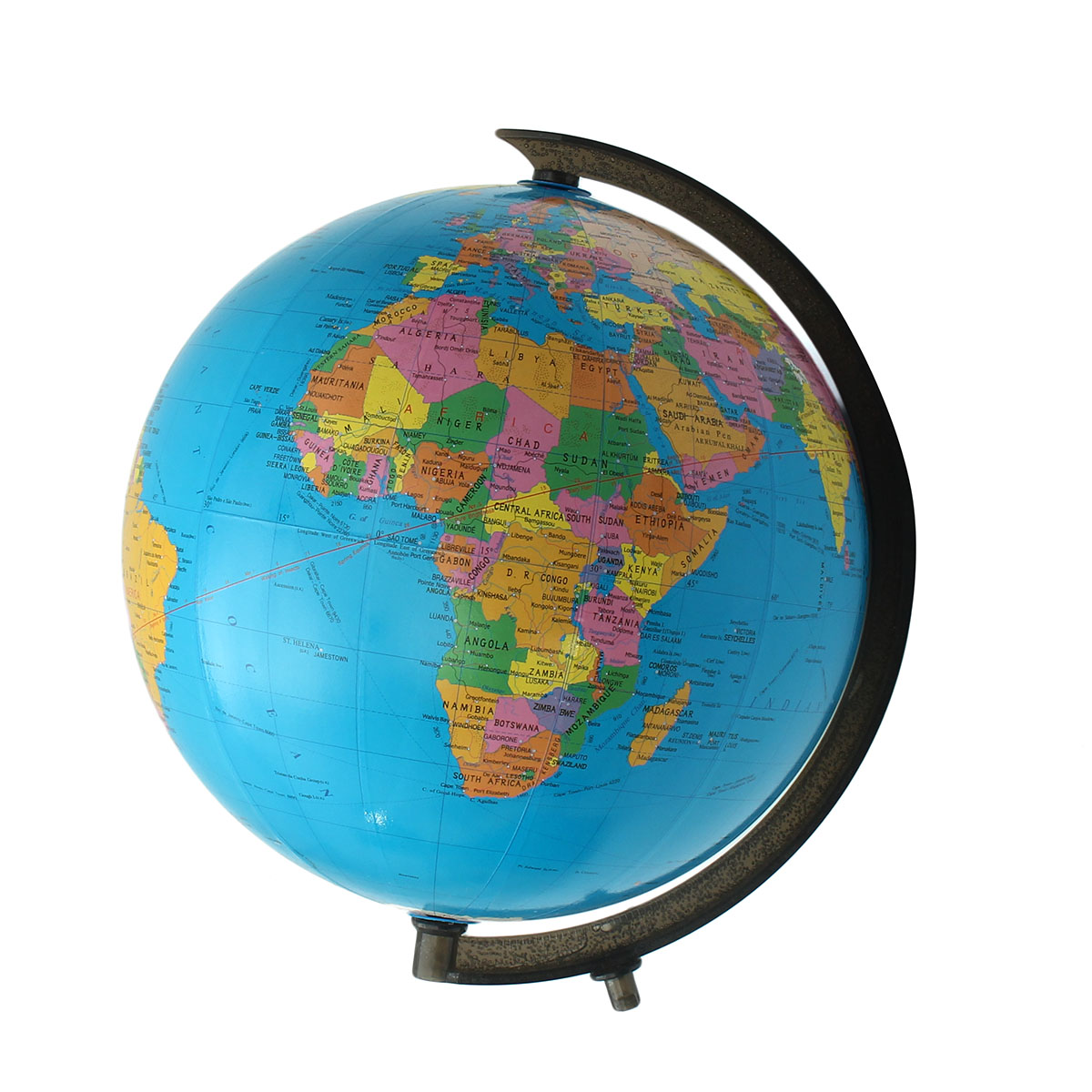 description material pvc polyvinyl chloride ps polystyrene total height approx 50cm 197 globe diameter approx 32cm 126