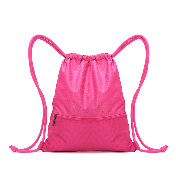 KCASA KC-SK03 Travel Drawstring Storage Bag Waterproof Lightweight Swimming Gym Yoga School Backpack
