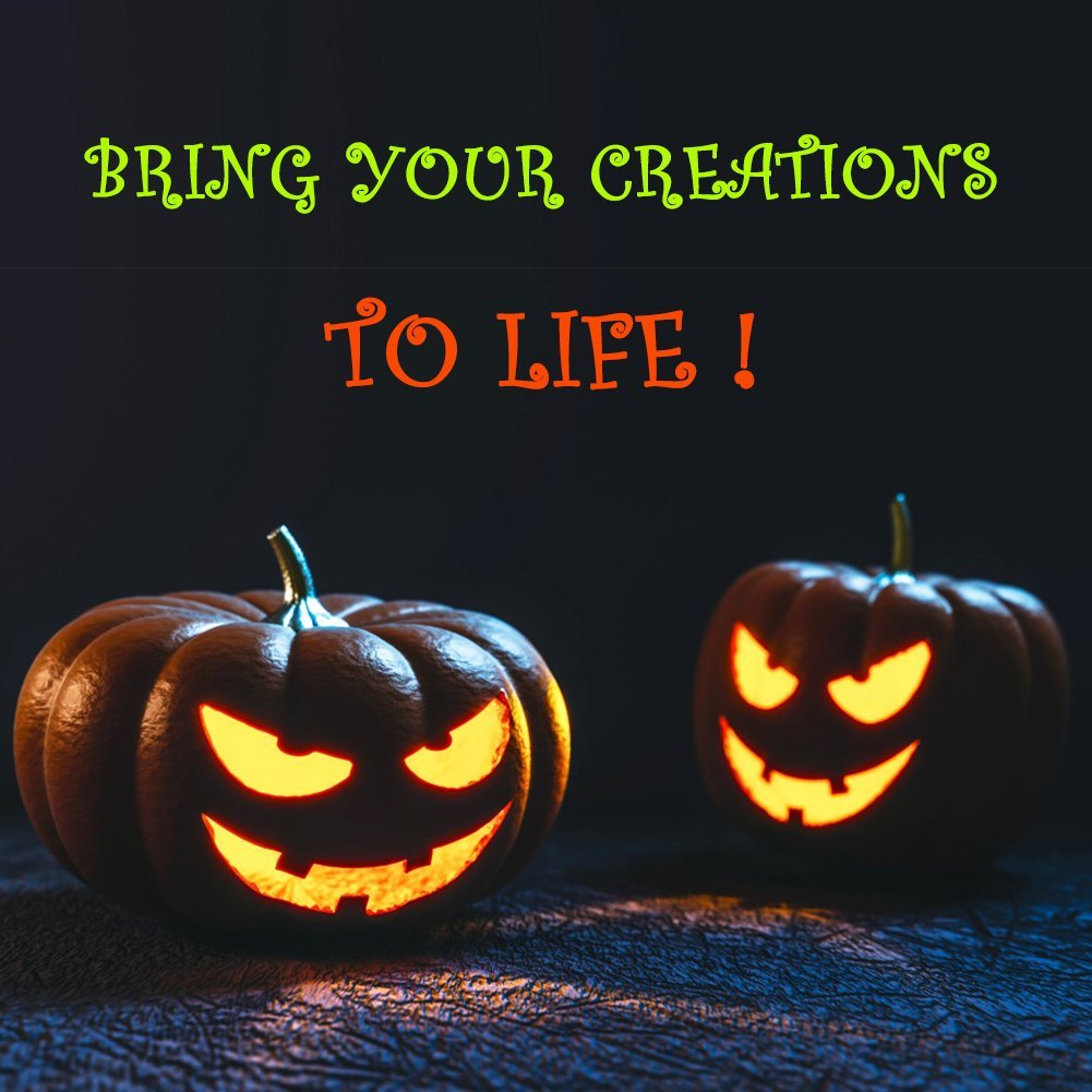 Halloween Pumpkin Carving Tools 5 Piece Set Halloween Carving Kit 5 Carving Tools Kids and Party