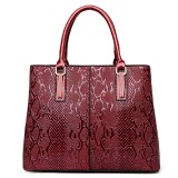 Women Handbag Ladies Tote Bag New Style Large Capacity Crossbody Bag