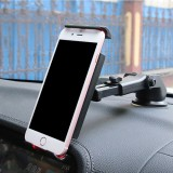 Bakeey™ Multifunctional Phone Stand Suction Cup Car Dashboard Holder Bracket for Smart Phone iPad GPS