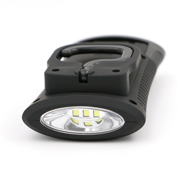 Battery Powered Outdoor Lights Nz: Battery Powered COB LED Camping Tent Lamp Outdoor Magnetic
