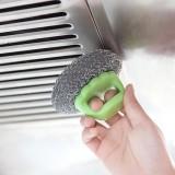 KCASA KC-CS07 Hanging Steel Wire Ball Cleaning Brush Pot Pan Dish Bowl Scrubber Cleaner Washing Tool