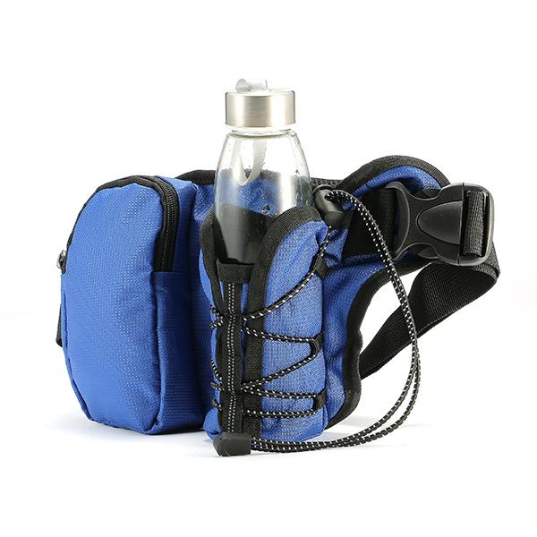 KCASA KC-BC07 Running Cycling Waist Water Bottle Carrier ...