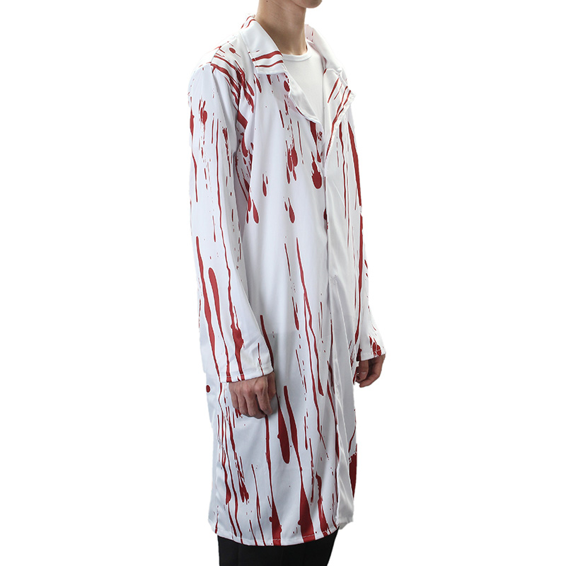 Halloween Costume Terror Nurse And Doctor Clothes With