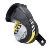 Universal 12V 130dB Loud Motorcycle Truck Car Snail Air Horn Siren Waterproof