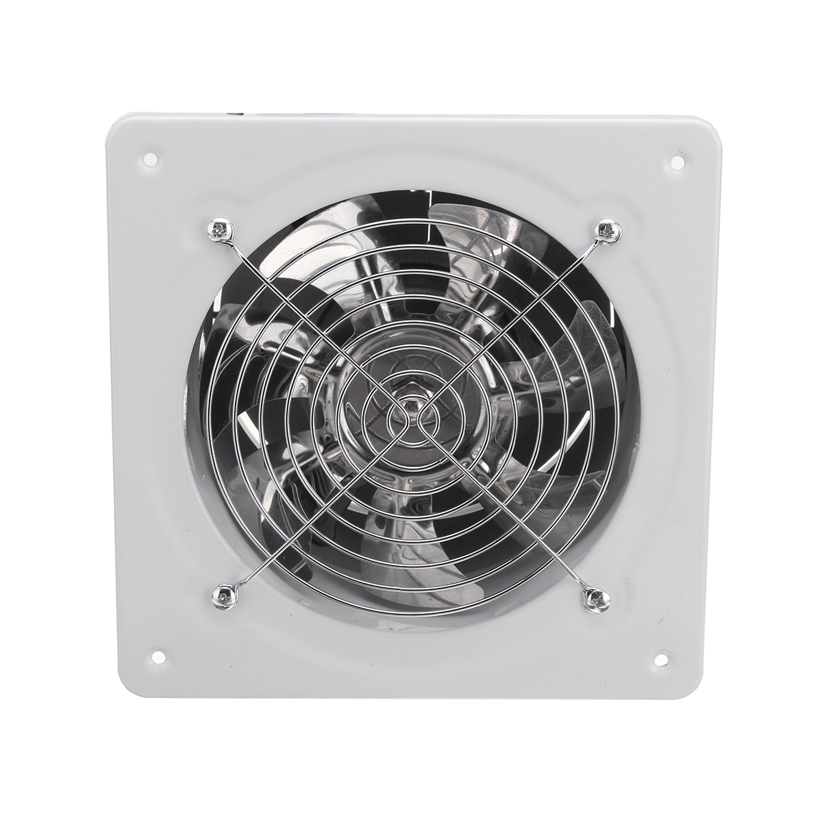 6 Duct Fan Extractor : Inch w inline duct booster fan extractor exhaust and