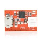 Fullspeed FSD-1SV1.0 4.35V 1A PH2.0 Plug Charger for 1S Lipo Battery FPV Racing Drone 1.7g