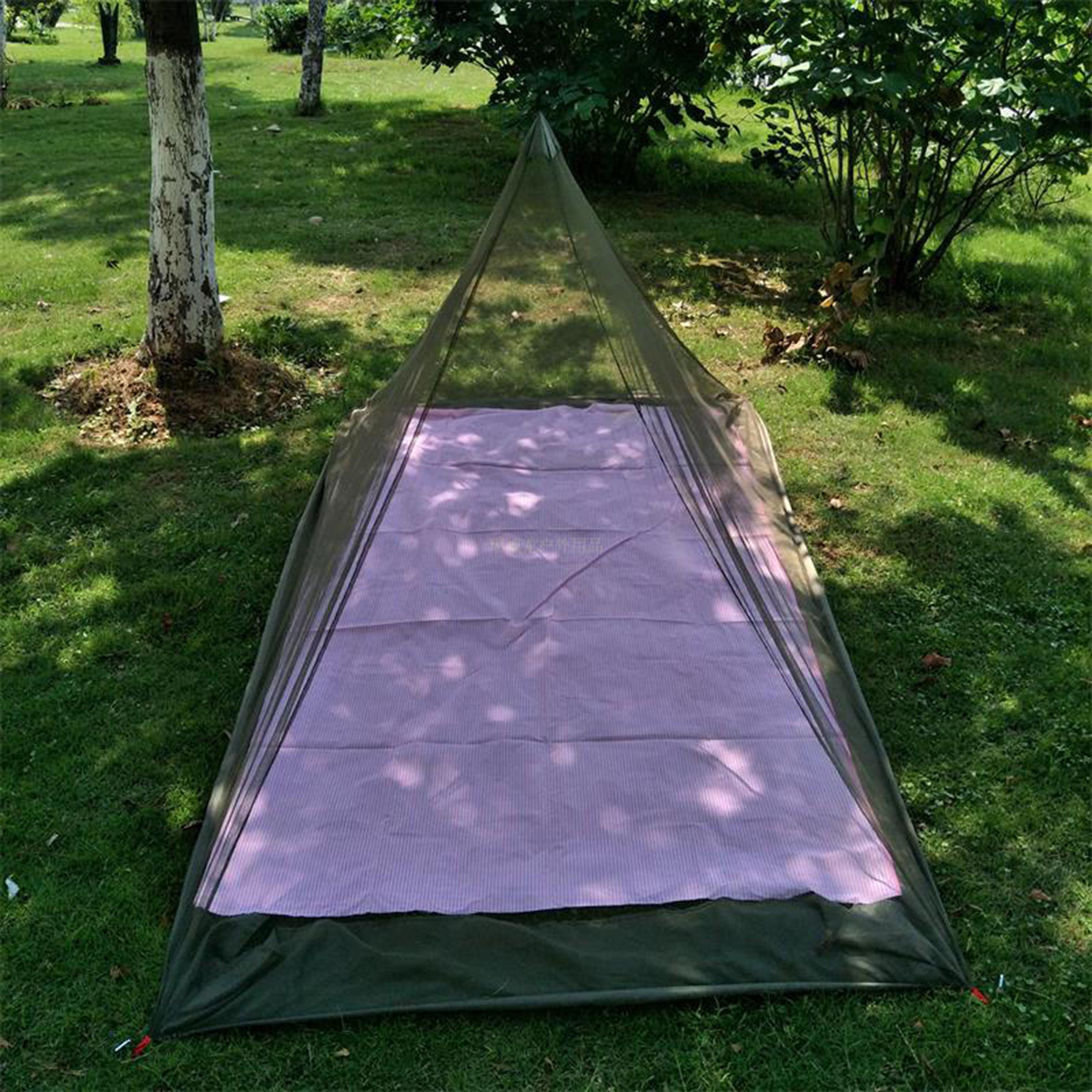 Portable Mosquito Netting : Cm foldable camping hiking tent bed portable