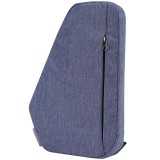 Uniex Men Hidden Crossbody Shoulder Geometry Bag Anti Theft Sport Chest Multifunction Backpack
