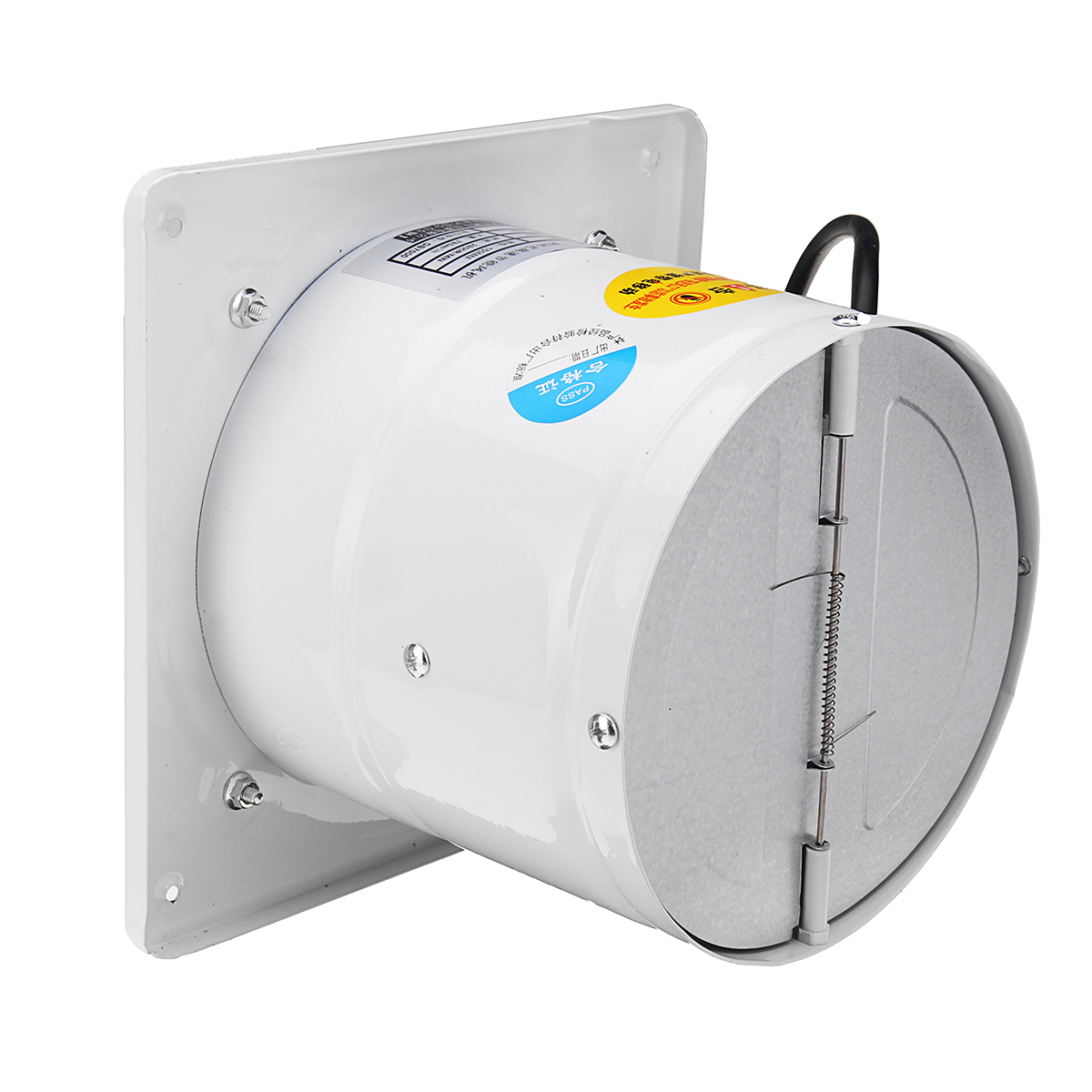 6 Inch 40w Inline Duct Booster Fan Extractor Exhaust And