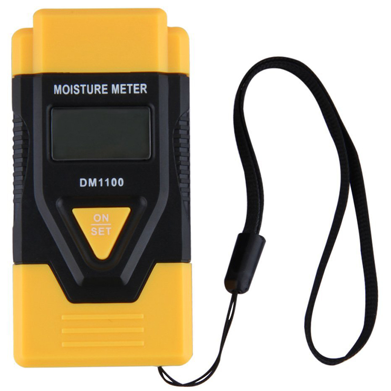 Digital Moisture Meter : In digital moisture meter garden wood paper hardened