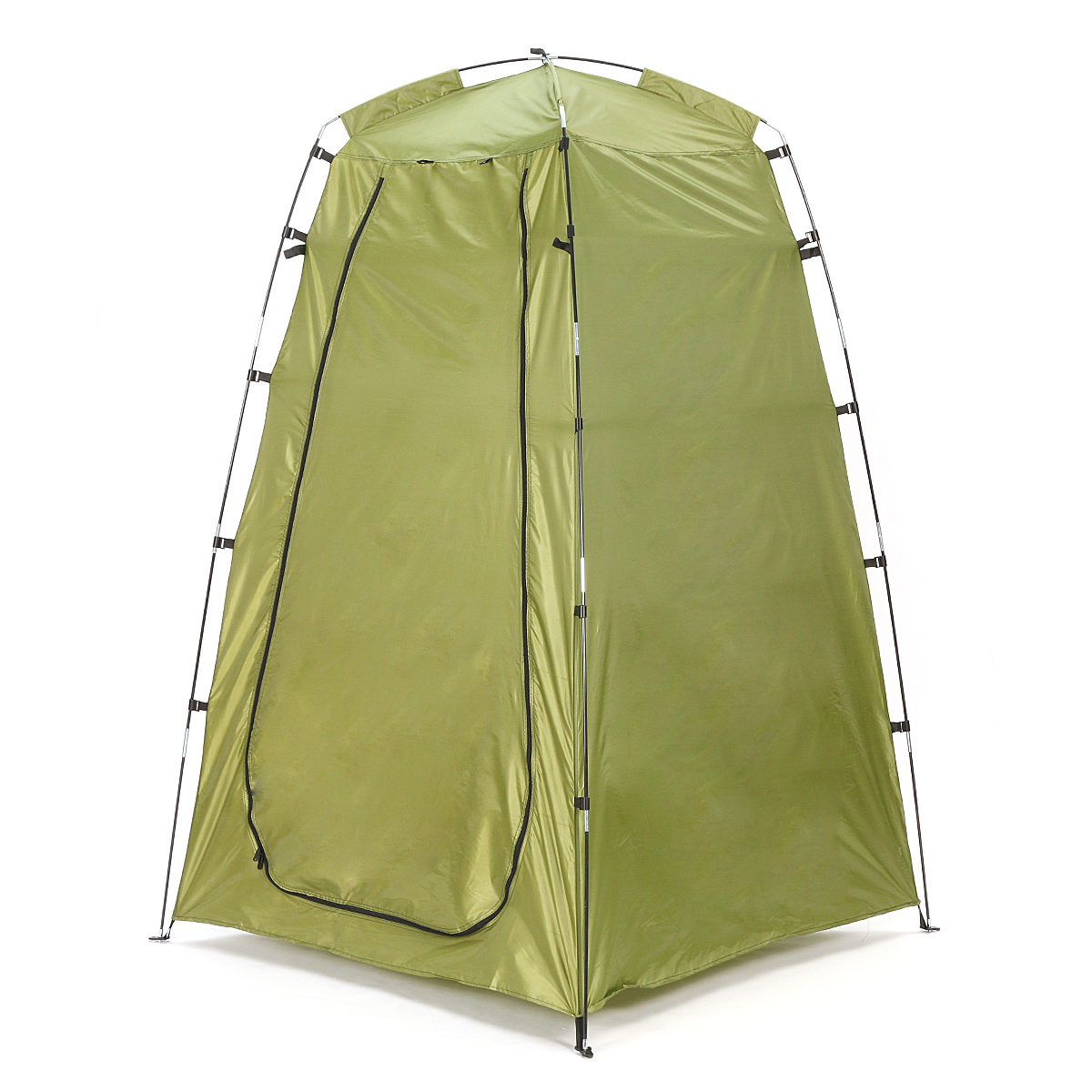 Outdoor Portable Popup Tent Camping Shower Bathroom Privacy Toilet - Camping bathroom tent