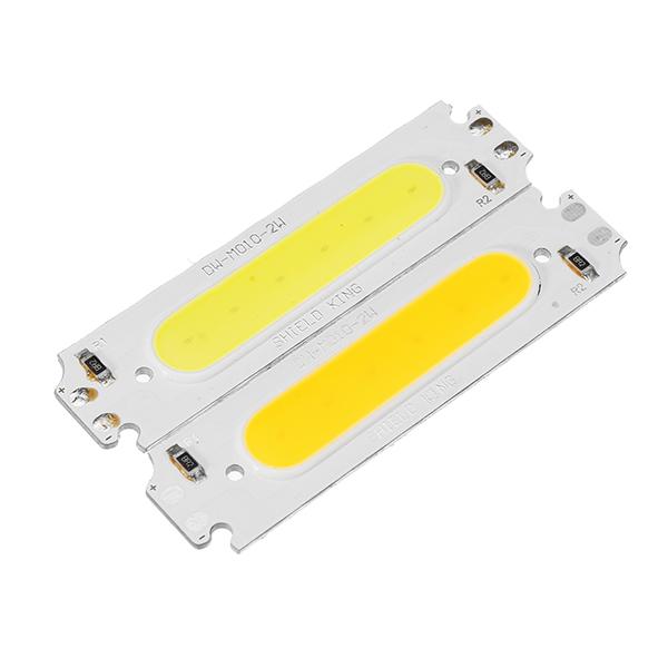 3W 240LM White Warm/White COB LED Light Chip for DIY Flood Light DC12V