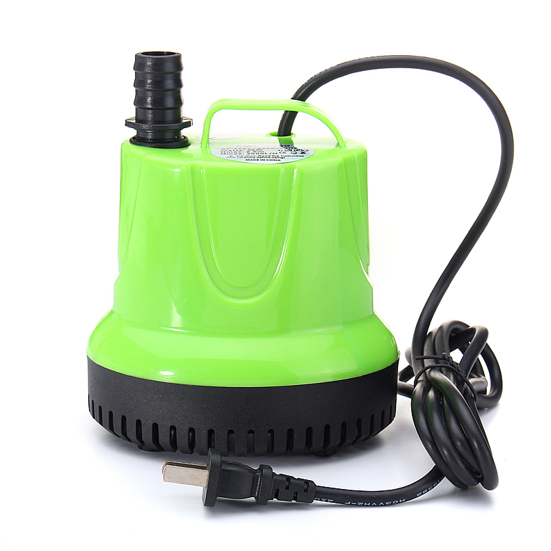 40w 60w 100w hydroponic submersible water pump aquarium for Fish water pump