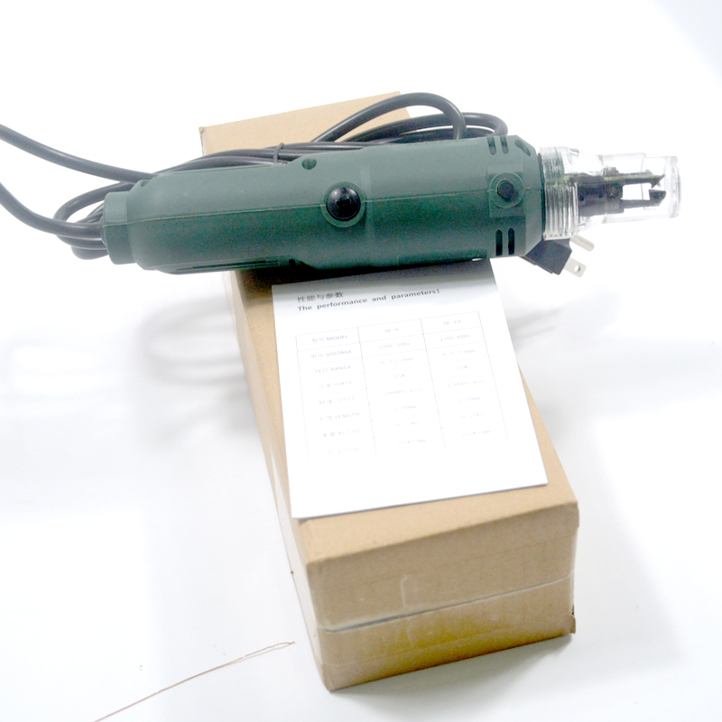 DF-6 Enameled Wire Stripping Machine Varnished Wire Stripper Enameled Copper Wire Stripper