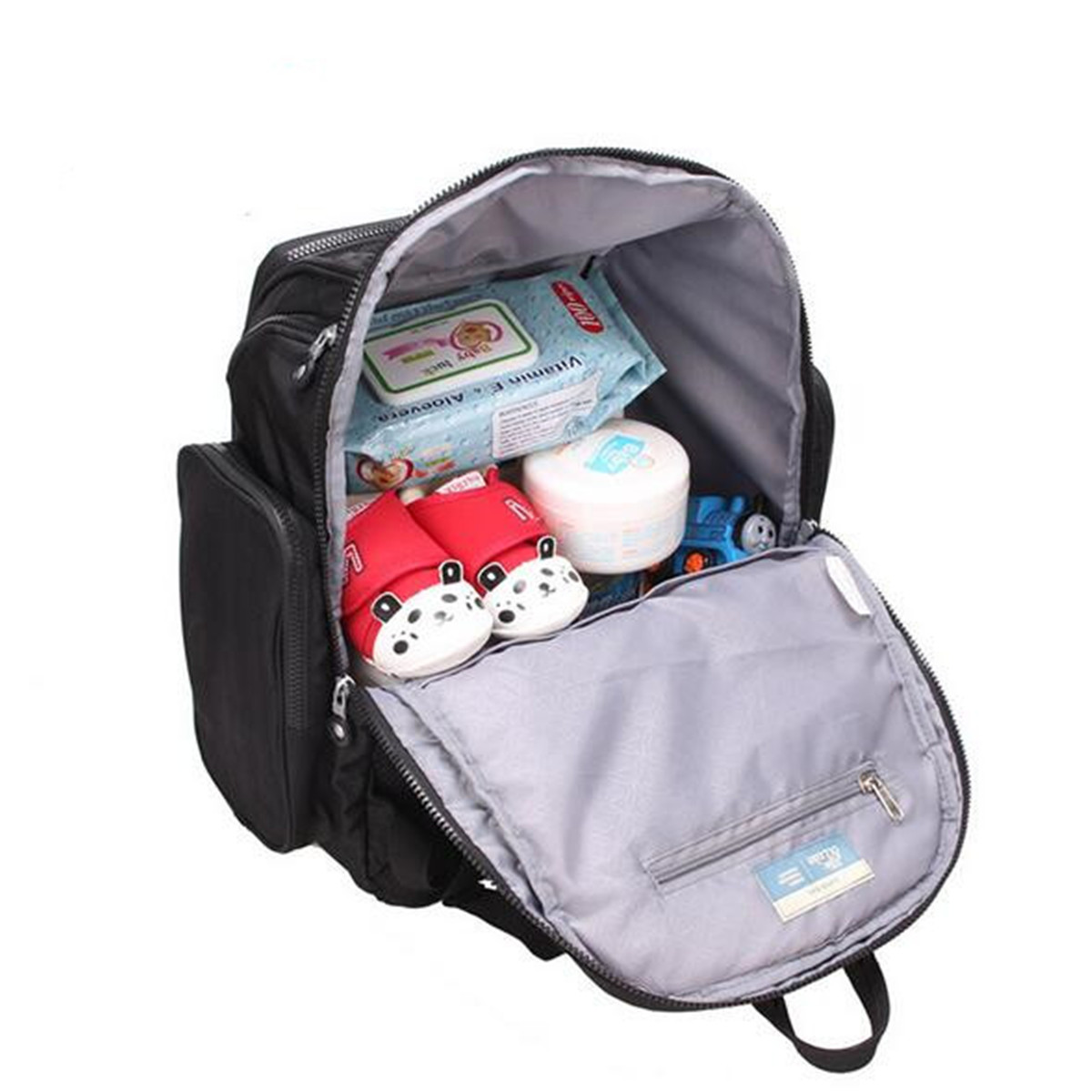 Fashion Baby Diaper Nappy Mummy Bag Maternity Women s Handbag Backpack  Organizer 1e13f682e0