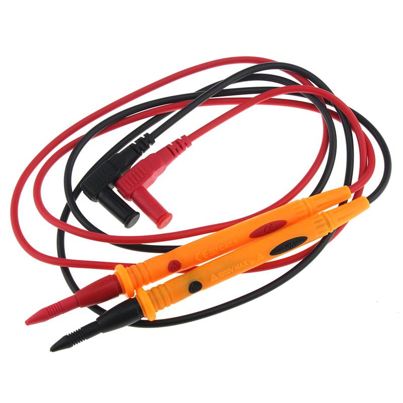 Multimeter Leads Digital Cable Kit Wire Pen Probe Test Multifunction Voltmeter