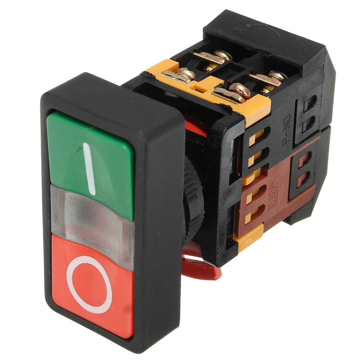 Ac 600v 10a On Off Start Stop Momentary Push Button Switch Wiring Further