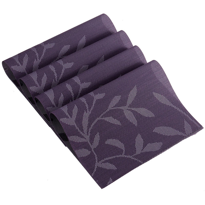 Kcasa Washable Placemat For Dining Table Creative Heat