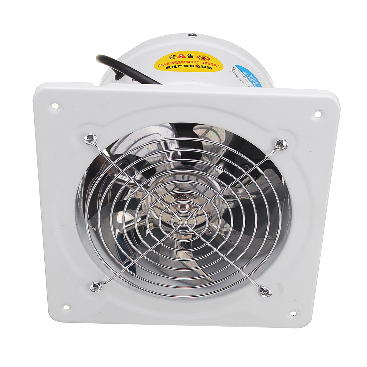 6 inch 40w inline duct booster fan extractor exhaust and intake vent
