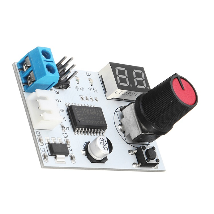 Servo Tester & Voltage Display 2 in 1 Servo Controller for RC Car ...