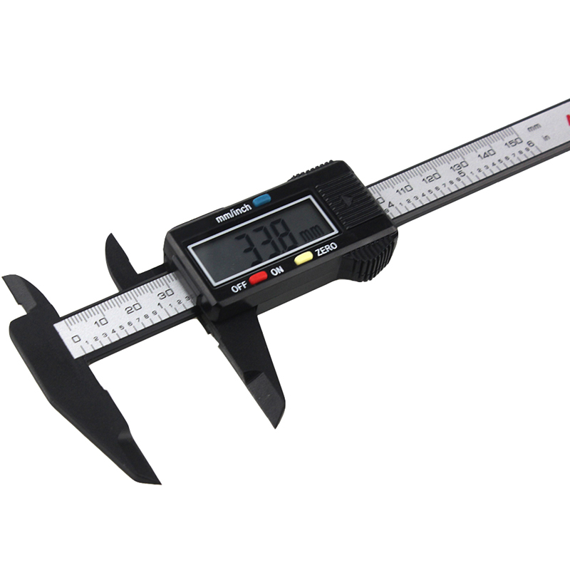 Electronic Measuring Equipment : Aneng mm inch lcd digital vernier caliper electronic