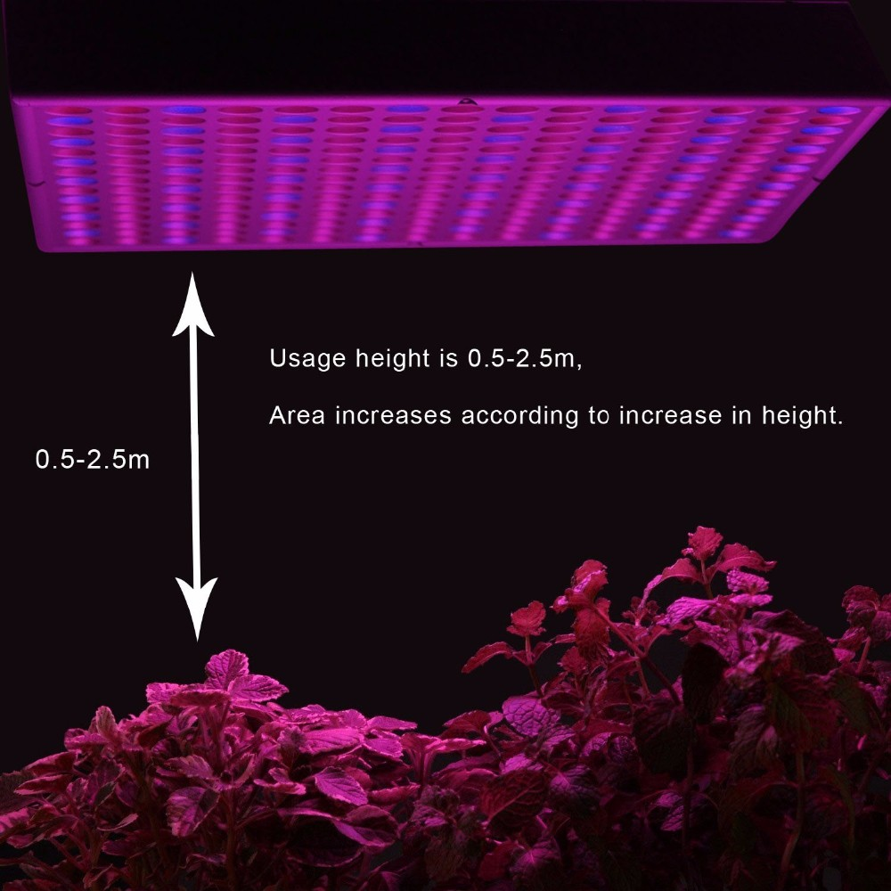 45w 225leds Smd2835 Led Grow Lights Led Horticulture Grow