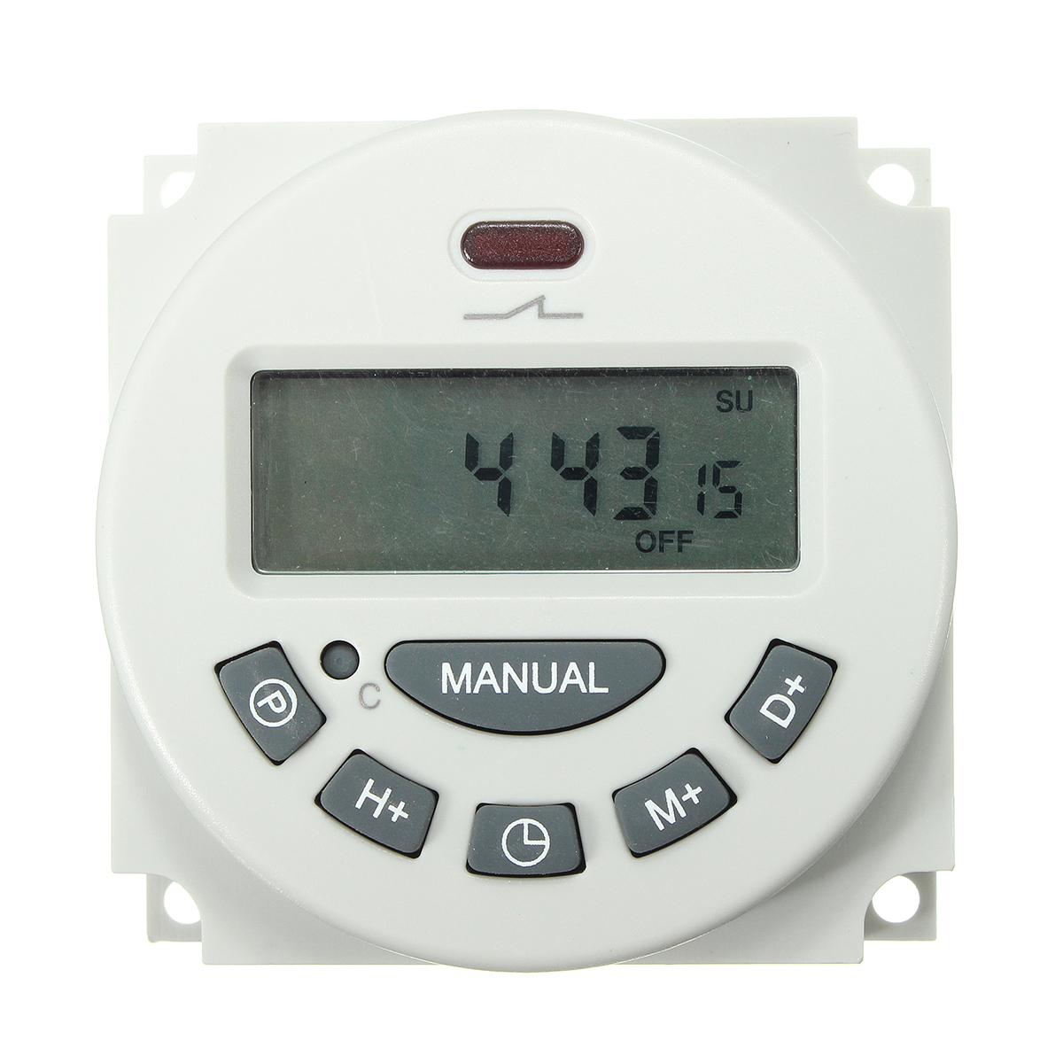 Digital Power Timer : Excellway l v lcd digital programmable