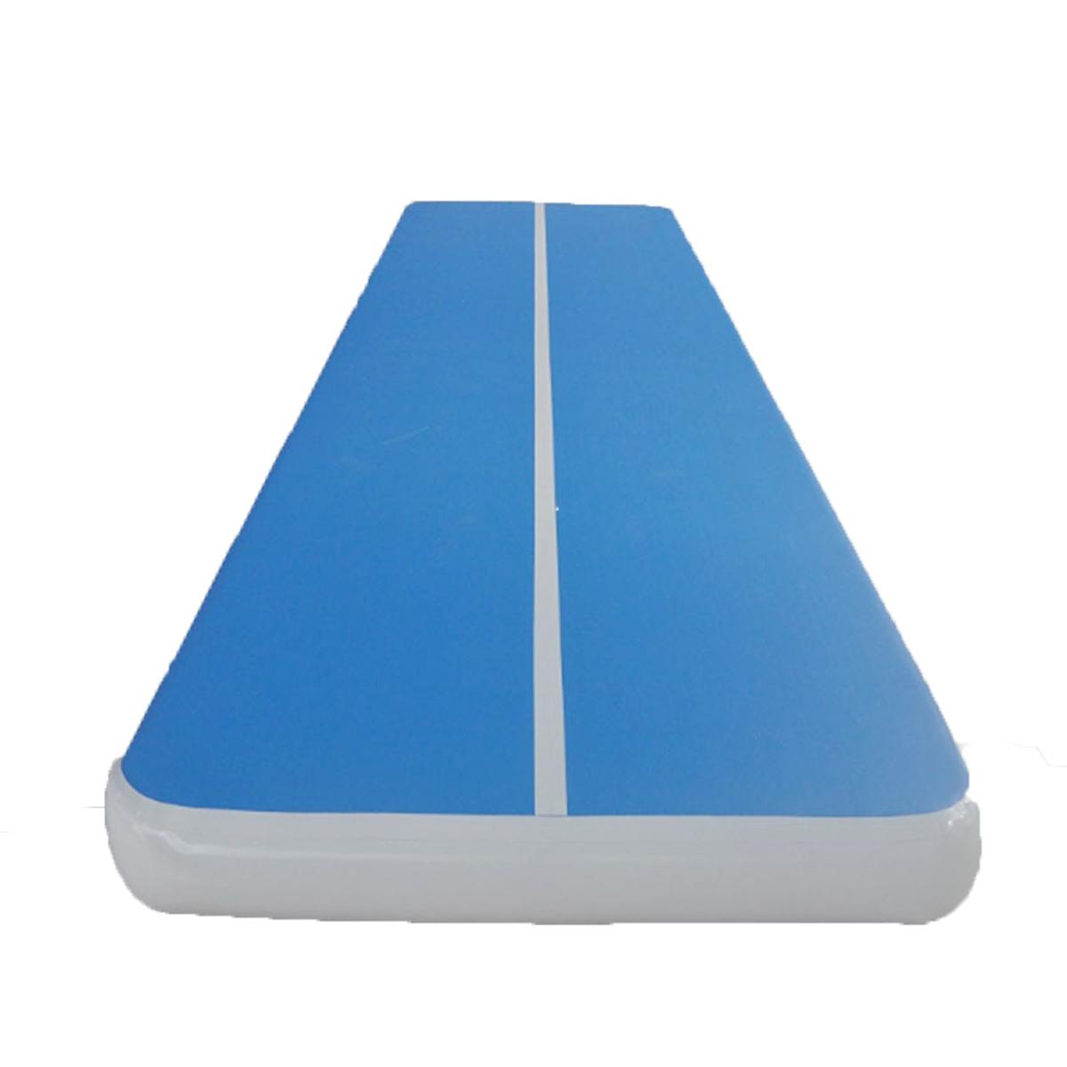 4x2m Inflatable Gym Mat Air Tumbling Track Gymnastics