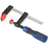 50 x 100mm Heavy Duty F-Clamp Bar Clamp for Woodworking Wood Clamping Carpenter Tool