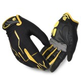 CoolChange LSR Gel Pad Gloves Winter Warm Racing Motorcycle Cycling Touchscreen Full Finger