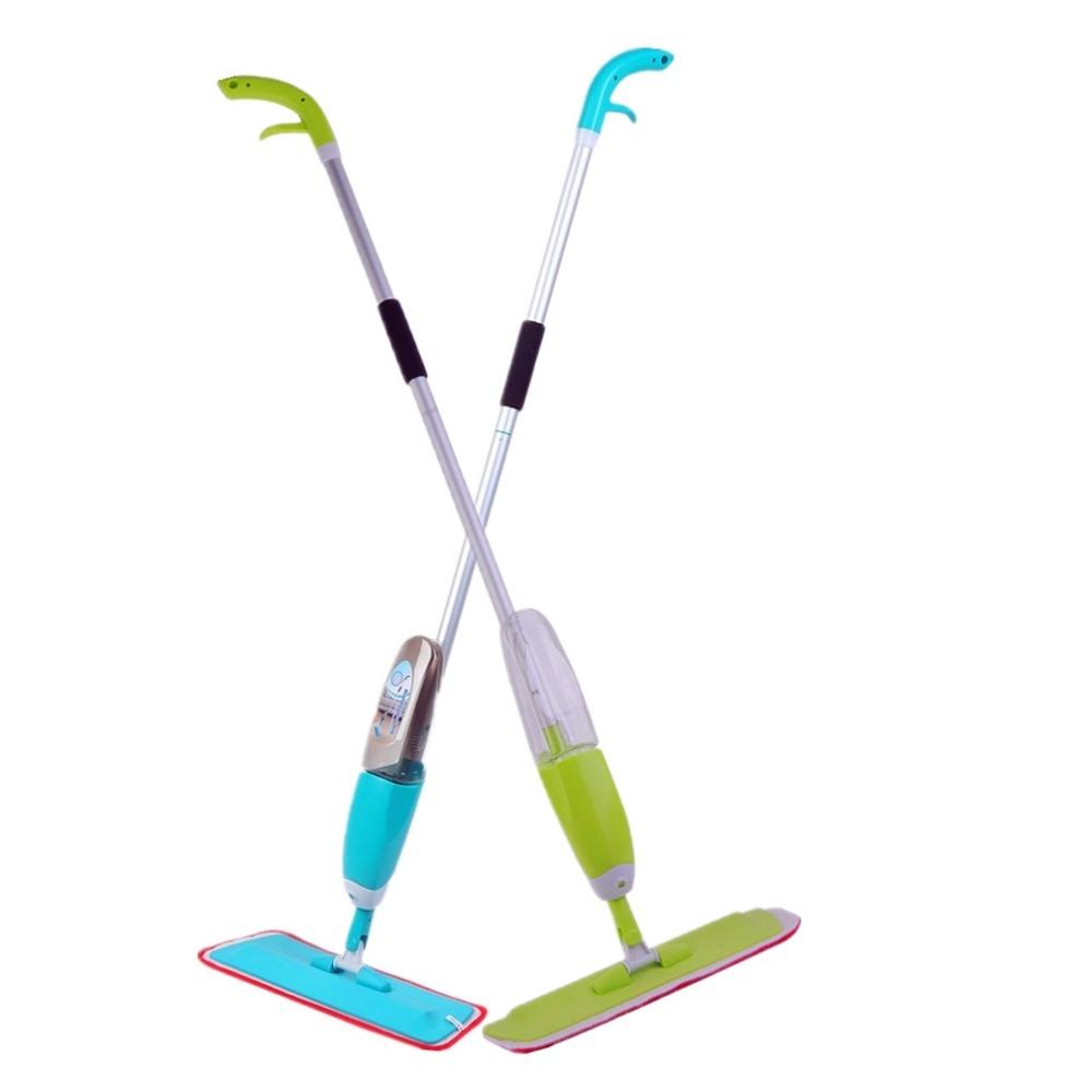 Magic Spray Mop Microfiber Cloth Floor Windows Clean Mop ...